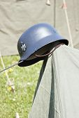 World War 2 German Helmet
