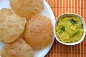 Puri and Bhaji