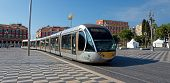Nice - Tram In The City