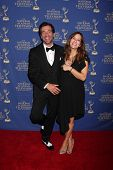 LOS ANGELES - JUN 20:  JD Roberto, Rebecca Budig at the 2014 Creative Daytime Emmy Awards at the The Westin Bonaventure on June 20, 2014 in Los Angeles, CA