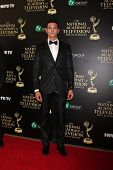 LOS ANGELES - JUN 22:  Rob Scott Wilson at the 2014 Daytime Emmy Awards Arrivals at the Beverly Hilt