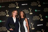 LOS ANGELES - JUN 22:  Deidre Hall, Kristian Alfonso at the 2014 Daytime Emmy Awards Arrivals at the Beverly Hilton Hotel on June 22, 2014 in Beverly Hills, CA