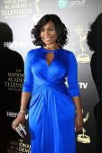 BEVERLY HILLS - JUN 22: Angell Conwell at The 41st Annual Daytime Emmy Awards at The Beverly Hilton