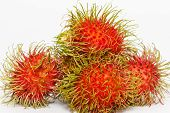 Rambutan Fresh Fruit