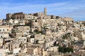 ancient town of Matera