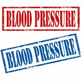 Blood Pressure-stamps