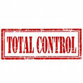 Total Control-stamp