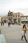 Street view of Bitola