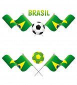 Set Of Football Signs