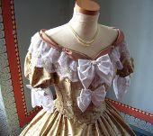 victorian dress