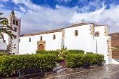 Cathedral Church Of Saint Mary Of Betancuria In Fuerteventura, Canary Islands, Spain