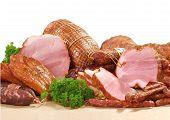 Bacon And Pork Ham Allsorts
