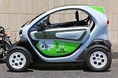 Bee Electric Car