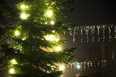 Urban Christmas Tree