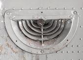 Old Ventilation Grille