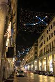 Planetarium in Roma Street, Turin