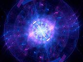 Glowing Higgs Boson