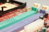 Computer motherboard macro