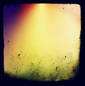 a shiny metal background great for graphic design projects toned with a retro vintage instagram filter