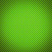 Gradient Green Color Perforated Metal Sheet