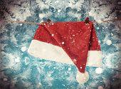 Christmas Hat Santa Claus