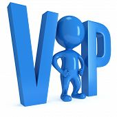 Very Important Person 3D