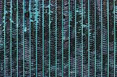 Old Rusty Radiator. Abstract Background