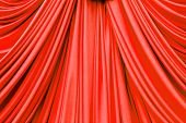 Red Curtain Texture