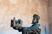William II - founder of Monreale Cathedral
