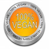image of vegan  - orange 100 - JPG