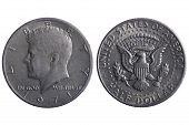 Half Dollar Coins
