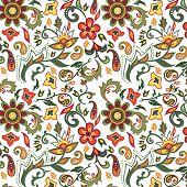 Eastern Patterns Seamless