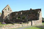 Ruins Of Nunnery Iona