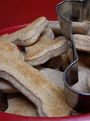 Baked Doggie Biscuits