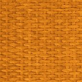Close-up abstract background from rattan