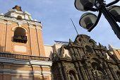 Basilica Menor De Nuestra Senora De La Merced De Lima Peru