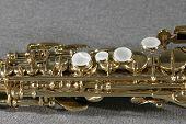 Soprano Sax Keys