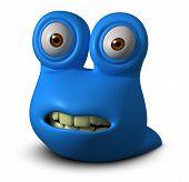 Bug azul