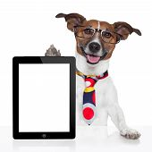 Business hond Tablet Pc Ebook