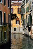 Постер, плакат: Венеция канал