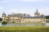 Castle Of Chantilly
