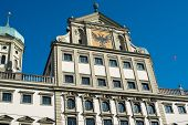 Augsburg Ayuntamiento (Rathaus)