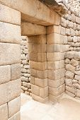 Machu Picchu:  A Double-jamb Doorway