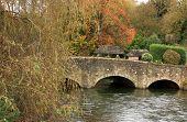 Old Bridge In Bibury