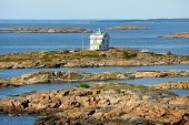 Aland Islands, Seascape With Kobba Klintar