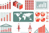 Education Infographics Collection