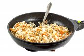 Rice Stuffing Pan