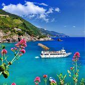 Italian holidays- Monterosso al mare