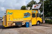 Gilligan's Beach Shack food truck