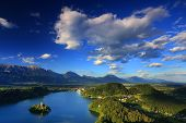 Lake Bled, Slovenia, Europe